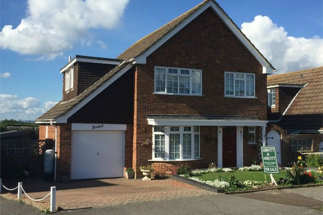 Thumbnail Detached house for sale in Ashcombe Drive, Bexhill-On-Sea