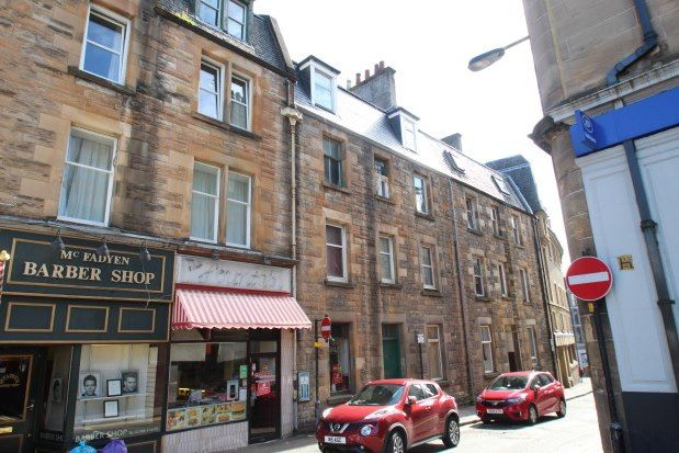 Thumbnail Flat to rent in Viewfield Street, Stirling