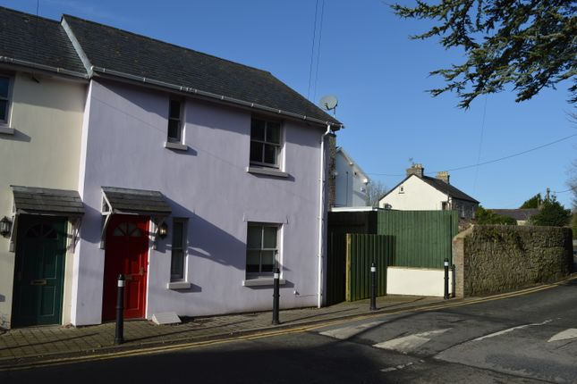 Thumbnail Town house for sale in High Street, Llantwit Major