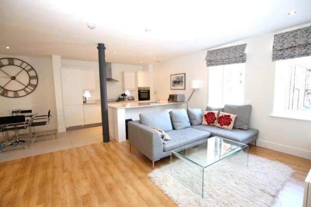 Thumbnail Flat to rent in Shandwick Place, Edinburgh