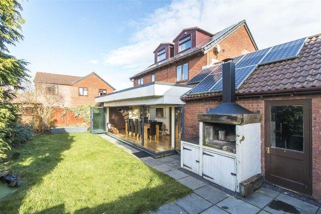 Thumbnail Detached house for sale in Bullens Close, Bradley Stoke, Bristol
