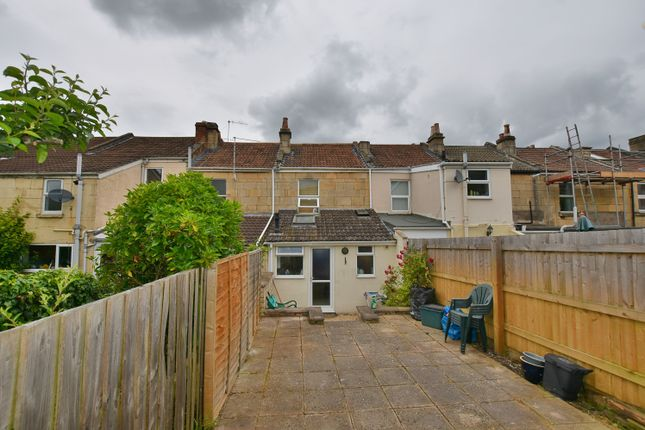 Thumbnail Terraced house to rent in South View Road, Bath