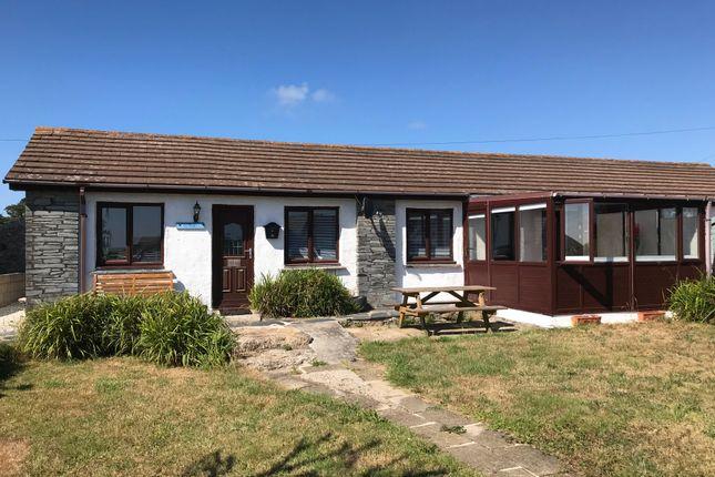 Thumbnail Terraced bungalow for sale in Sennen, Penzance