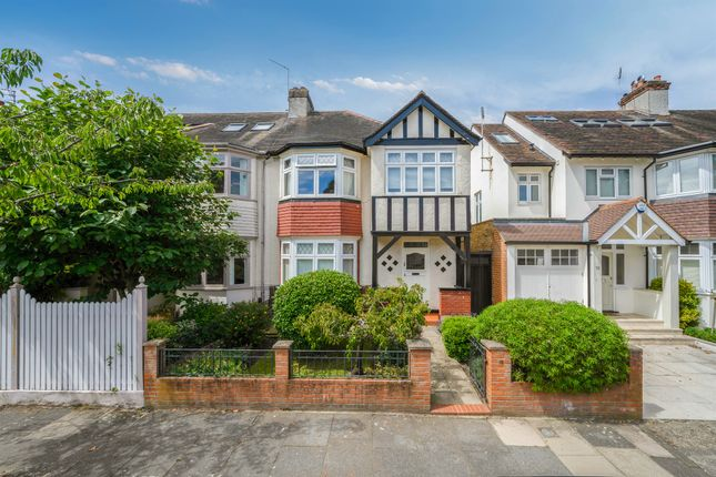 Thumbnail Semi-detached house for sale in Sunbury Avenue, London