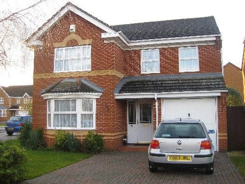 Thumbnail Detached house to rent in Crabtree Way, Old Basing