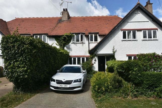 Thumbnail Terraced house for sale in Kingsgate Avenue, Kingsgate, Broadstairs, Kent
