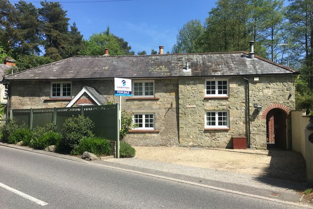 Thumbnail Detached house for sale in Dinahs Hollow, Melbury Abbas, Shaftesbury