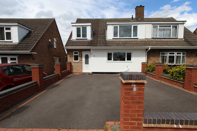 Thumbnail Detached house to rent in Canning Road, Amington, Tamworth