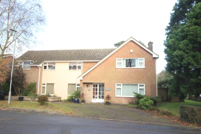 Thumbnail Detached house for sale in Grosvenor Crescent, Burbage, Hinckley