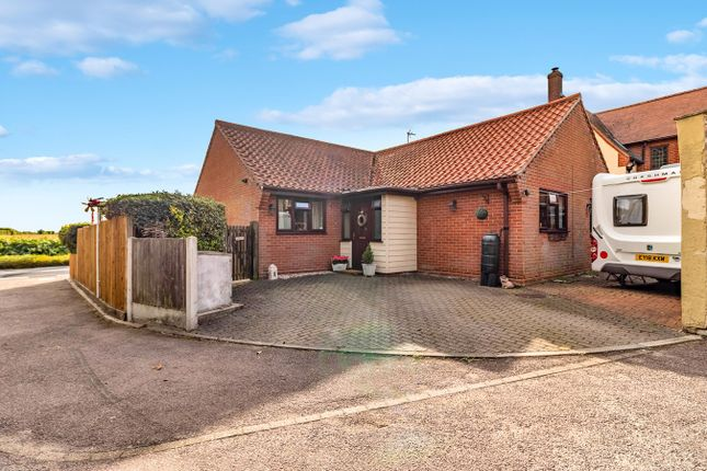 2 bed bungalow for sale in Hall Road, Great Bromley, Colchester CO7