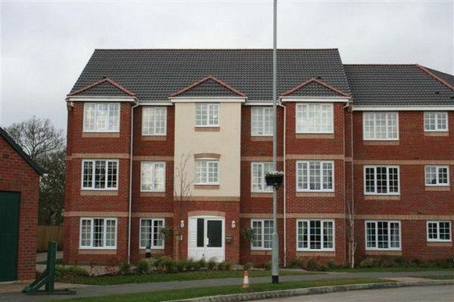 Thumbnail Flat to rent in Tiber Road, North Hykeham, Lincoln