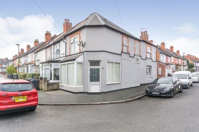 Front of Geoffrey Road, Birmingham, West Midlands B11