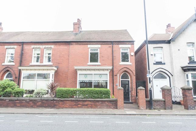 Thumbnail Terraced house for sale in Station Lane, Seaton Carew, Hartlepool