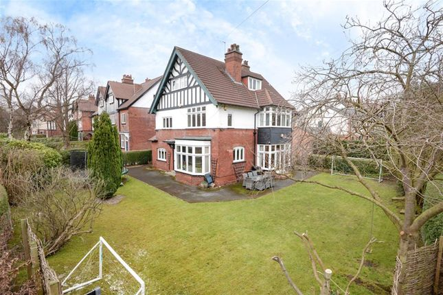 Thumbnail Detached house for sale in Lidgett Park Road, Roundhay, Leeds