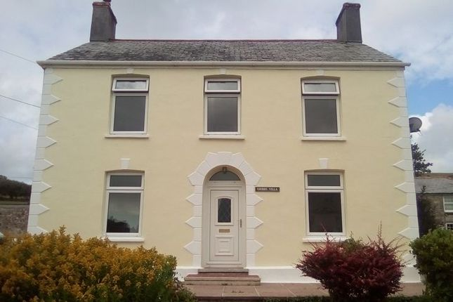 Thumbnail Semi-detached house to rent in Carpalla, Foxhole, St. Austell