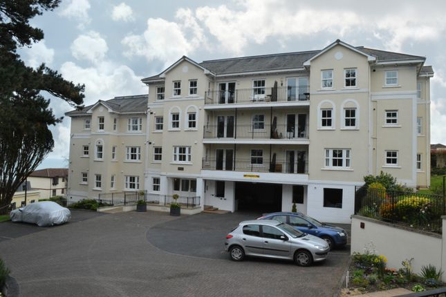 Thumbnail Flat for sale in Underhill Road, Torquay