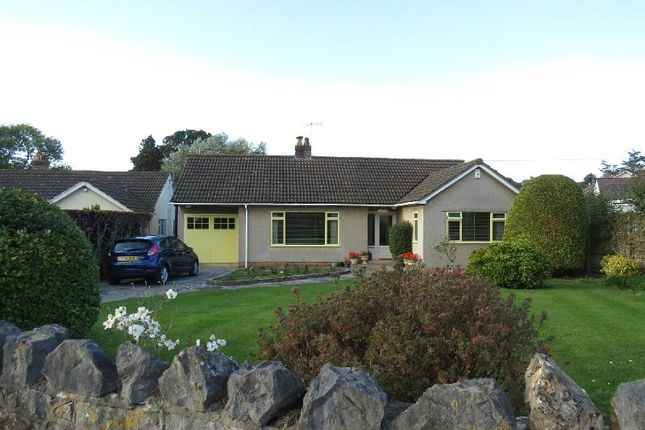 Thumbnail Detached bungalow for sale in Barton Road, Winscombe
