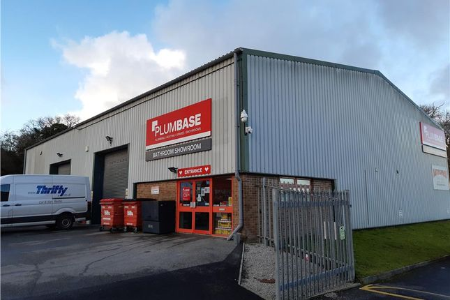 Thumbnail Industrial to let in Unit 1B, Parkengue, Kernick Industrial Estate, Penryn, Cornwall