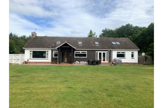 Thumbnail Detached house for sale in Heather Drive, Blairgowrie