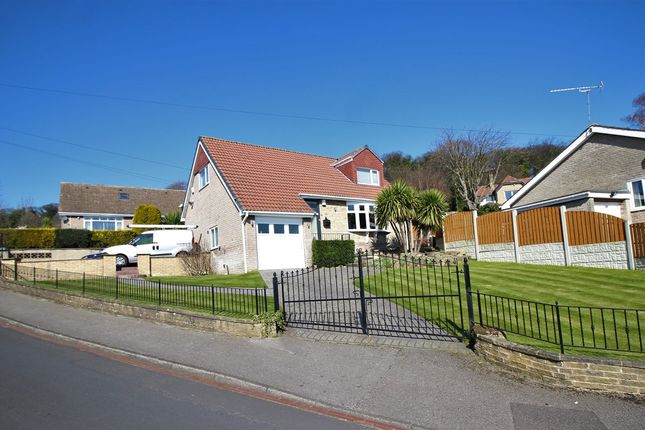 Thumbnail Detached bungalow for sale in Saxon Crescent, Worsbrough, Barnsley