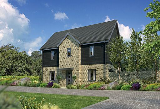 "Thumbnail Detached house for sale in ""Corrywood"" at Kingswells, Aberdeen"