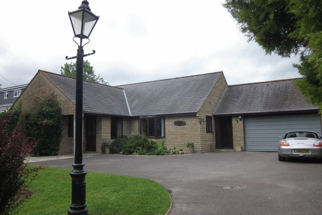 Thumbnail Detached bungalow to rent in Galhampton, Yeovil