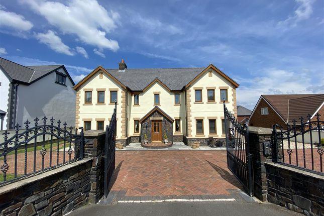Thumbnail Property for sale in Heol Hen, Five Roads, Llanelli
