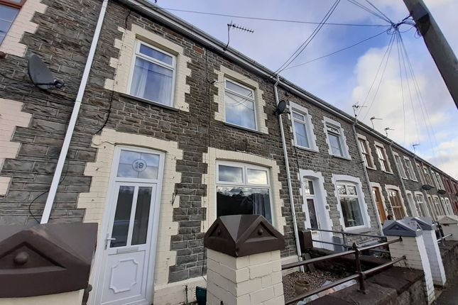 3 bed terraced house for sale in Penygarreg Road, Tonyrefail, Porth CF39