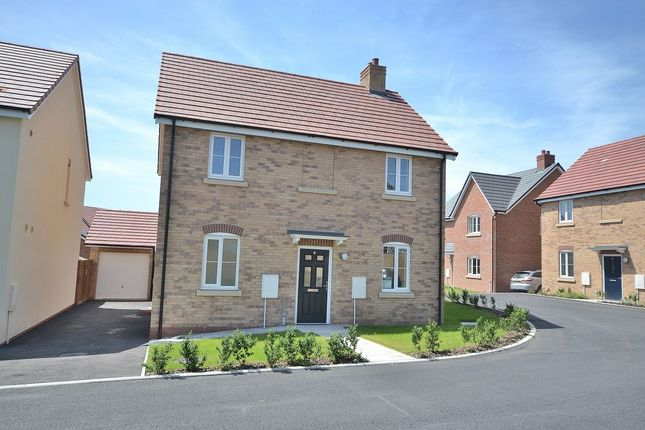 Thumbnail Detached house for sale in Priory Close, Flitch Green, Dunmow