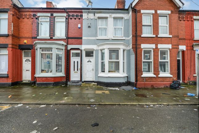 Thumbnail Terraced house for sale in Orwell Road, Liverpool