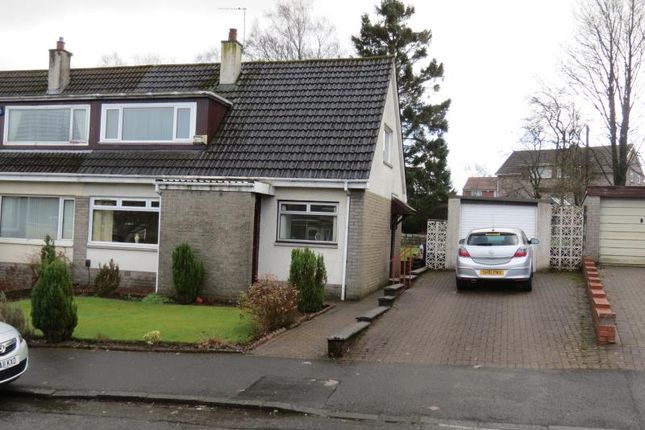 Thumbnail Semi-detached house to rent in Langside Drive, Kilbarchan