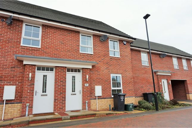 Thumbnail Terraced house to rent in Pentland Chase, Auckley, Doncaster