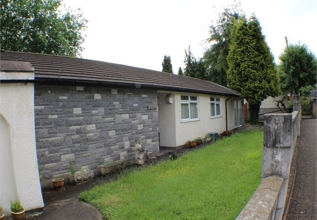 Thumbnail Bungalow for sale in The Avenue, Pontygwaith, Ferndale, Rct.