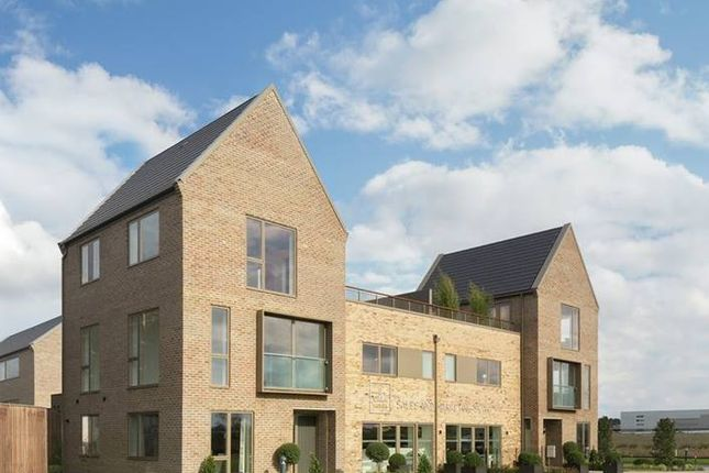 """Thumbnail Semi-detached house for sale in """"The Kingfisher"""" at Hobson Avenue, Trumpington, Cambridge"""