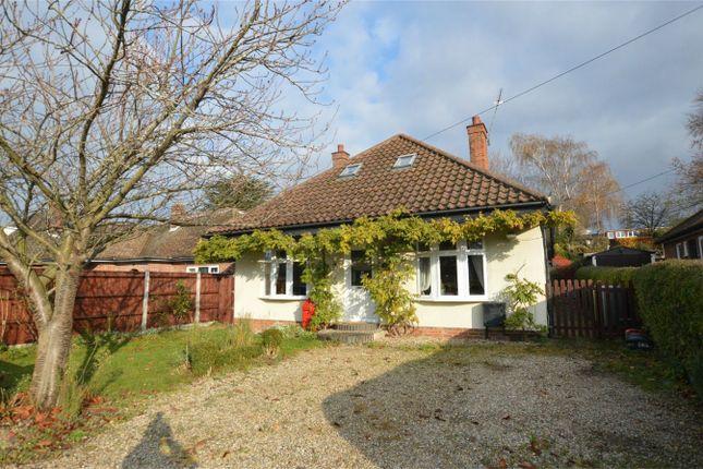 Thumbnail Detached bungalow for sale in Kinsale Avenue, Hellesdon, Norwich, Norfolk