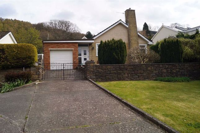 Thumbnail Detached bungalow for sale in Aberffrwd Road, Mountain Ash