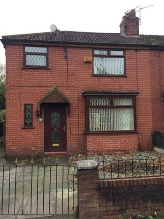 Thumbnail Semi-detached house to rent in Oakfield Avenue, Droylsden, Manchester
