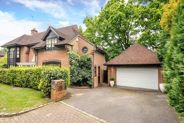 Thumbnail Detached house to rent in Abbey Wood, Sunningdale, Ascot