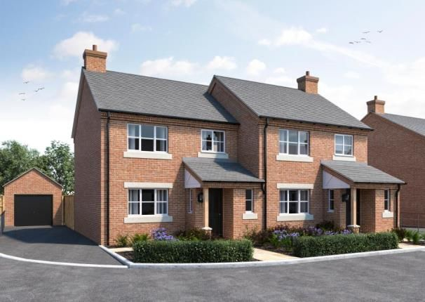 3 bed link-detached house for sale in Seagrave Road, Sileby, Leicestershire LE12