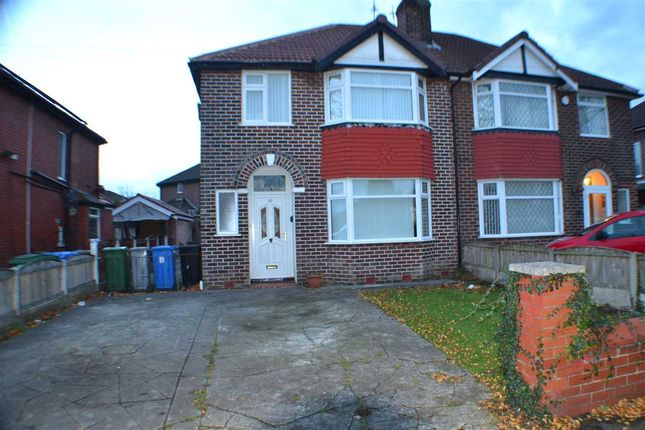 Thumbnail Semi-detached house to rent in Firs Road, Sale