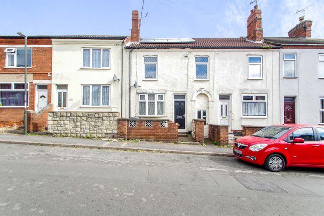 3 bed terraced house for sale in Brooke Street, Tibshelf, Alfreton DE55