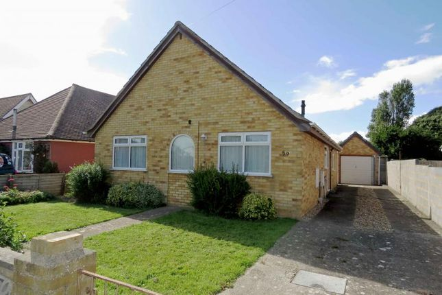 Thumbnail Detached bungalow for sale in Creek Road, Hayling Island