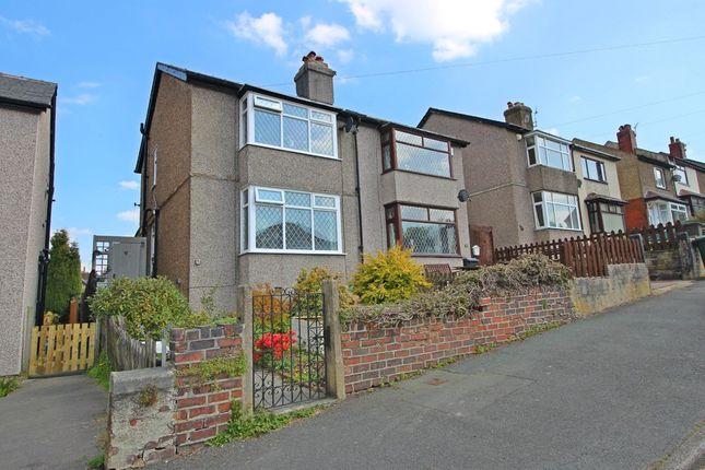 Thumbnail Semi-detached house for sale in Stockerhead Lane, Slaithwaite, Huddersfield