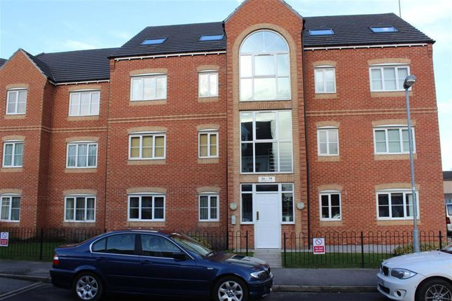 Thumbnail Flat for sale in Redhill Park, Hull
