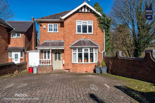 Thumbnail Detached house for sale in Wychall Lane, Kings Norton, Birmingham