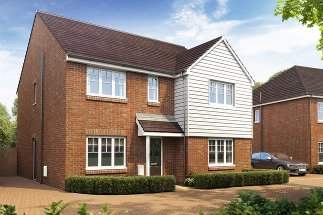 """Thumbnail Detached house for sale in """"The Marylebone """" at Manor Lane, Maidenhead"""