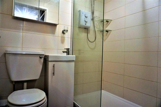 Shower Room of Grange Avenue, Preston PR2