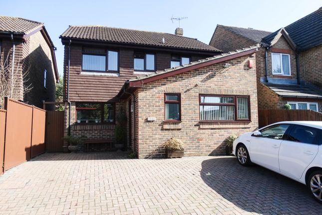 Thumbnail Detached house for sale in Victoria Drive, Bognor Regis