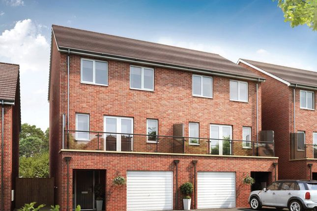 Thumbnail Semi-detached house for sale in Tayleur Leas Development, Newton-Le-Willows, Warrington