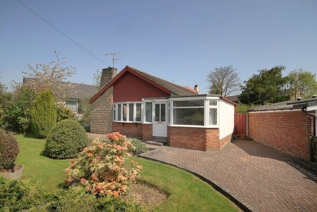 3 bed bungalow to rent in Gosforth Crescent, Dronfield, Derbyshire, Sheffield